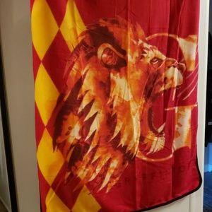 Gryffindor Picnic Blanket